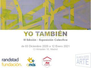 Yo Tambien. III edición