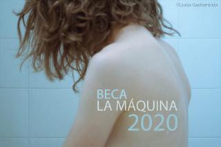 Beca La Máquina 2020