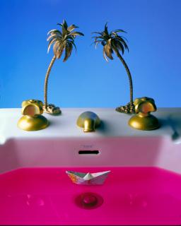 © Ciuco Guitérrez. El lavabo. 1998