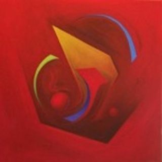 Dentro de Otra Dimensión | Colección Museo de Arte Caribbean University MACU