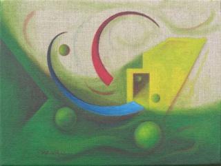 Fluctuación 1. | Colección privada