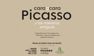 Cara a cara. Picasso y los maestros antiguos