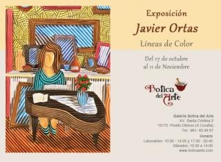 Javier Bortas, Líneas de Color