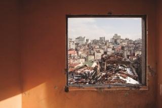 EDUARDO MARCO, Inside Istanbul, 2012  C-Print  150 x 225 cm