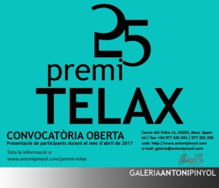 25è Premi Telax