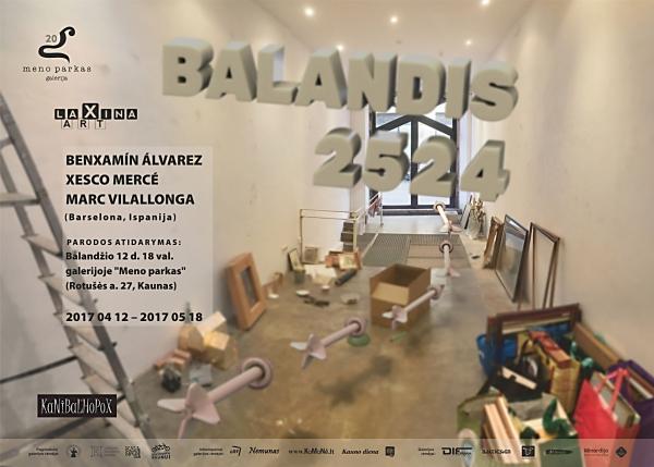 Balandis 2524