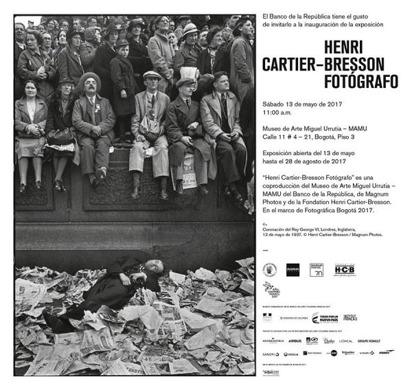 Henri Cartier-Bresson Fotógrafo
