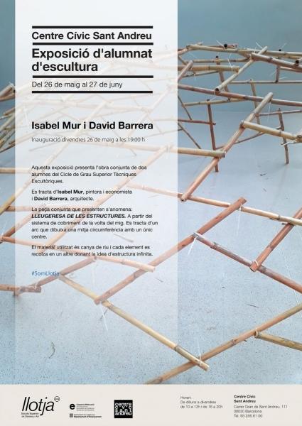 Exposició d'alumnat d'escultura