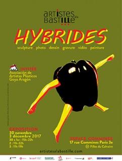 HYBRIDES. Imagen cortesía COCEF