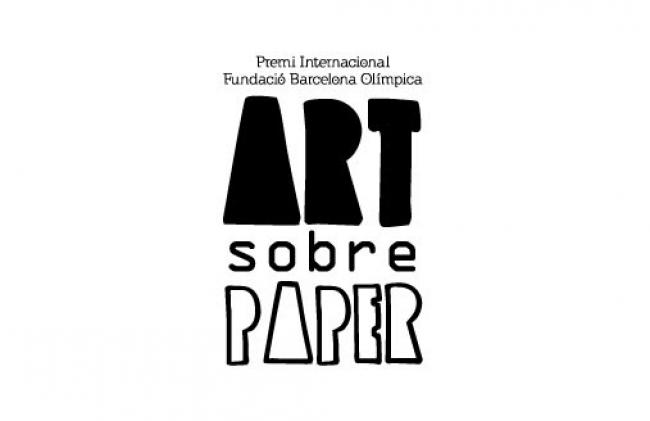 9è Premi Internacional d'Art sobre Paper Fundació Barcelona Olímpica
