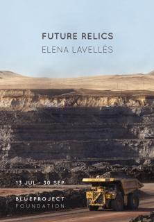 Elena Lavellés. Future relics