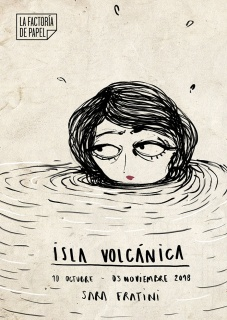 Sara Fratini. Isla Volcánica