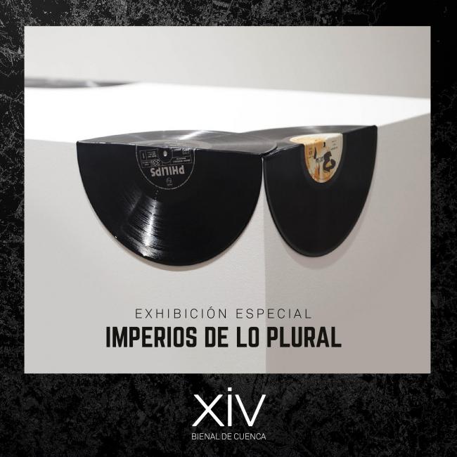 Imperios de lo plural. Imagen cortesía Bienal de Cuenca