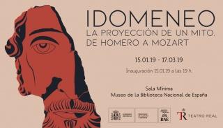 Idomeneo. La proyección de un mito. De Homero a Mozart