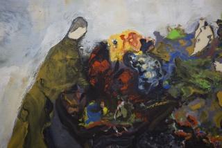 Jorge Queiroz — Cortesía de la Galería Moisés Pérez de Albeniz