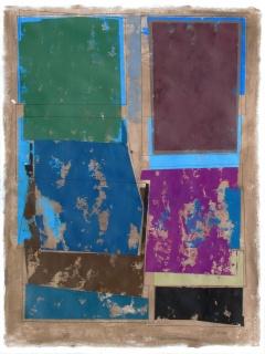 Luis Medina NG8, acrílico papel (103x76 cm.) — Cortesía de SIANOJA