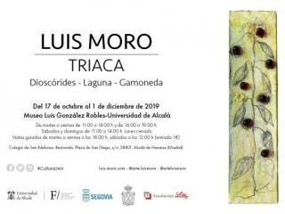 Luis Moro. Triaca. Dioscórides - Laguna - Gamoneda