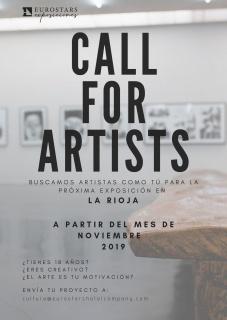Call for Artist: La Rioja