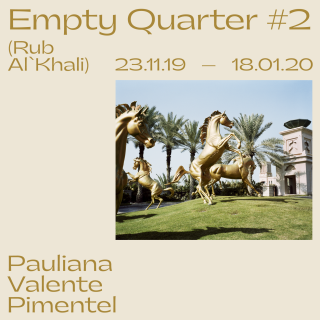 Empty Quarter #2 cartaz
