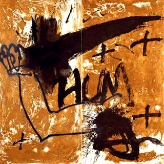 Antoni Tàpies. L'àcid és el meu ganivet — Cortesía de la Fundació Antoni Tàpies