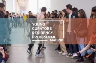 Cartel. Cortesía de la Fundación Sandretto Re Rebaudengo (FSRRM) - Madrid