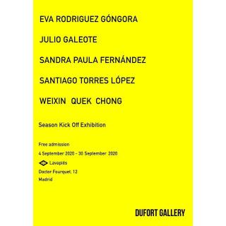Exposición Inaugural