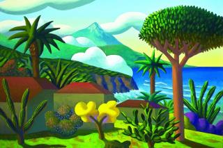 'Tenerife' (2000), de Salvo. Cortesía del TEA