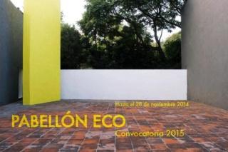 Pabellón Eco 2015