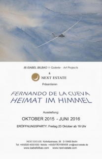 Fernando de la Cueva, Heimat im Himmel