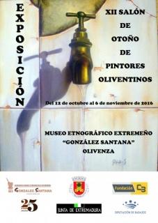 XII Salón de Otoño de Pintores Oliventinos
