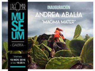 Andrea Abalia, Magma Mater