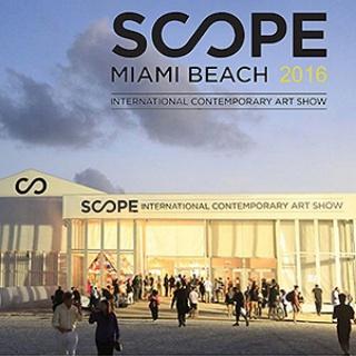 Logotipo. Cortesía de Scope Miami