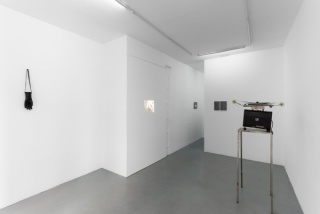 Adrián Balseca The Skin of Labour 2016 installation view