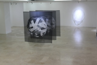 Sydia Reyes exposición individual escultora