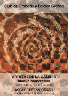 Club de grabado y edición gráfica - Aspa Contemporary