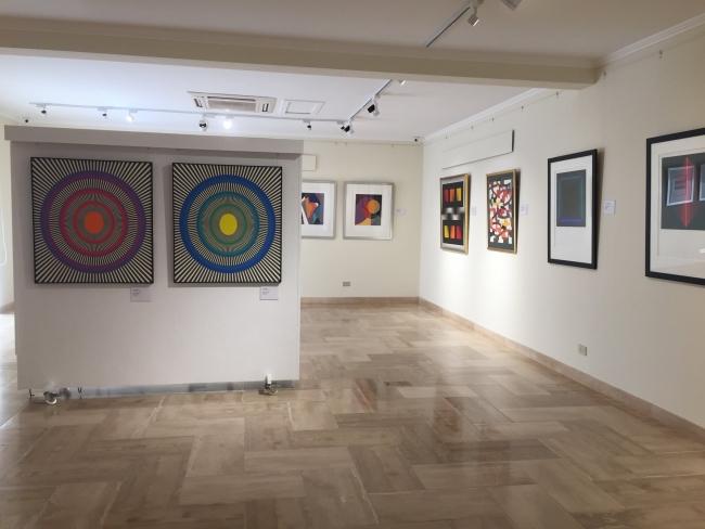 Cinetismo y geometría, bajo la óptica de la Colección Ralli
