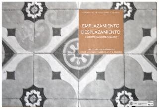 Esmeralda Gómez Galera. Emplazamiento Desplazamiento