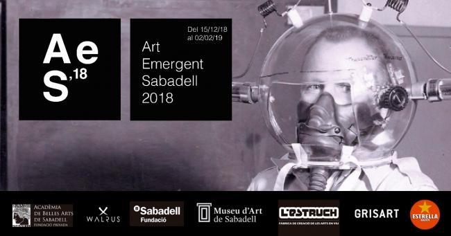 IV mostra Art Emergent Sabadell (AES'18)