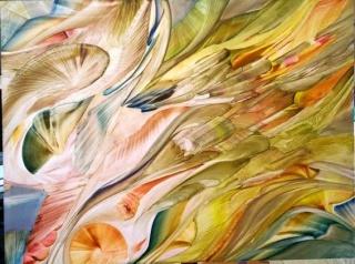 María Maynar — Cortesía de la Galería A del Arte
