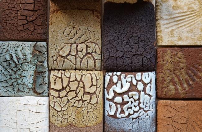 mosaico resultados texturas