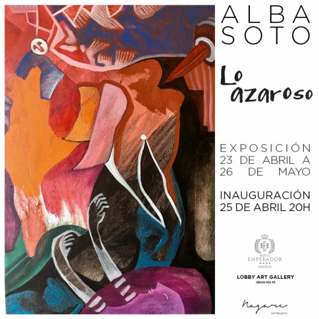 Alba Soto, Lo azaroso