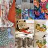 galería de imágenes de los artistas participantes
