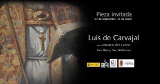Luis de Carvajal en el Museo del Greco