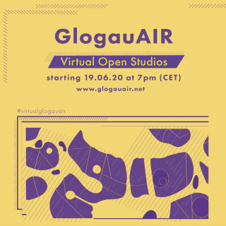 GlogauAIR Virtual Open Studios June 2020