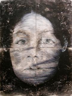 Jacopo Dimastrogiovanni - Attonita - 160 x 120 cm