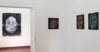 Veduta della mostra - Anywhere A. C.