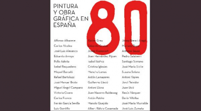 80. Pintura y obra gráfica en España