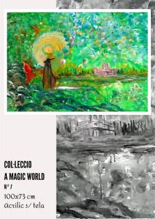 A MAGIC WORLD