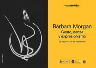 Bárbara Morgan. Gesto, danza y expresionismo