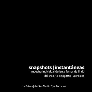 snapshots instantáneas
